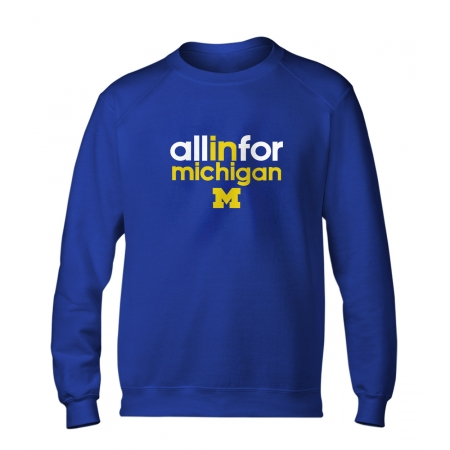 Michigan Basic (BSC-BLC-236-NCAA-MICH-ALL.IN)