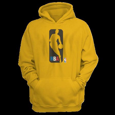 Nba Logo Gear NBA Logo Gear Hoodie (HD-GRY-237-NBA-LOGO)