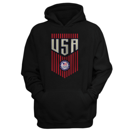 Olympic Team U.S.A. Hoodie (HD-BLU-242-NBA-USA-OLY.TEAM)