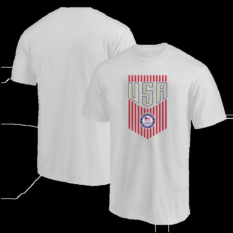 Olympic Team U.S.A.  Tshirt (TSH-BLC-242-NBA-USA-OLY.TEAM)