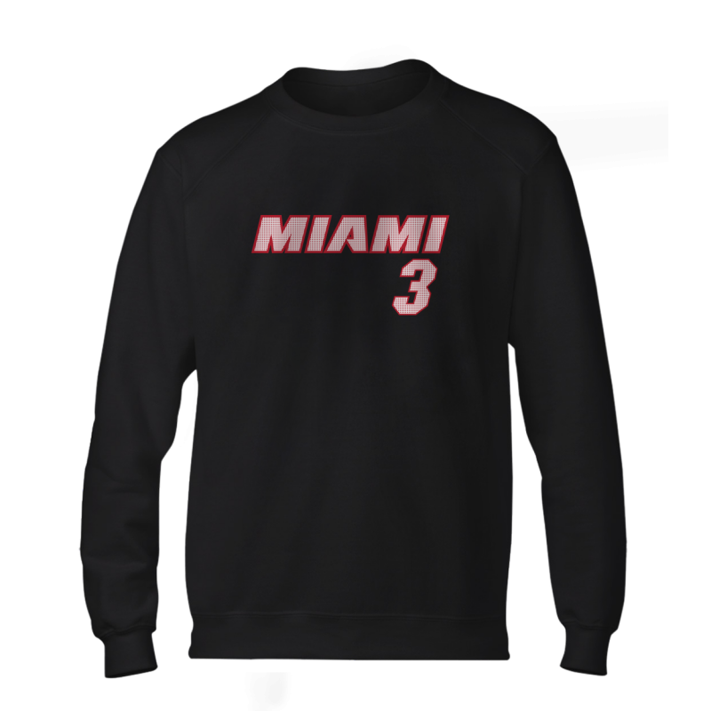 Dwyane Wade Basic (BSC-RED-NP-253-PLYR-MIA-WADE.FRM)