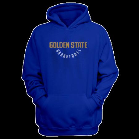 Golden State Hoodie (HD-BLC-263-NBA-GSW-WARM.UP)