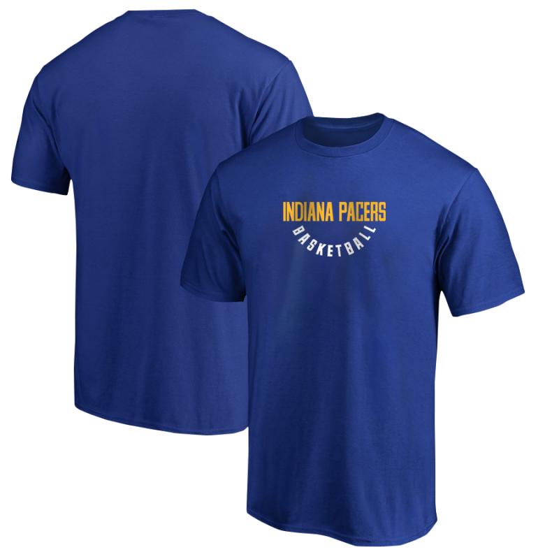 Indiana Pacers Indiana Basketball Tshirt (TSH-BLC-265-NBA-IND-WARM.UP)