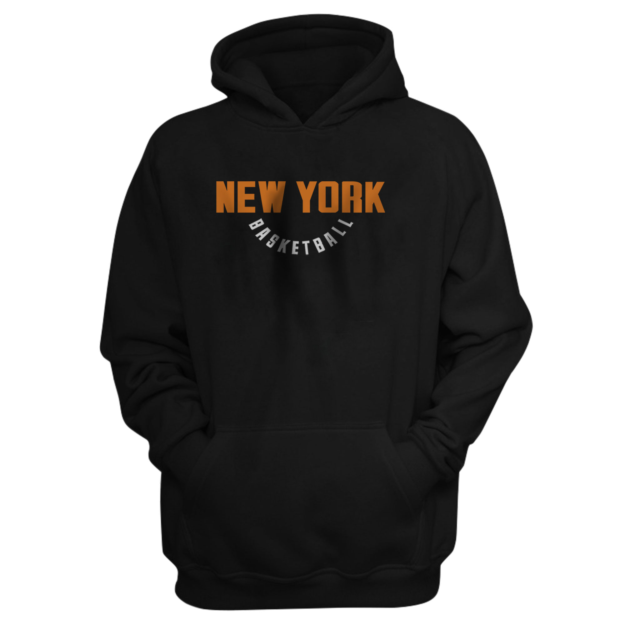 New York Knicks Basketball Hoodie (HD-BLU-273-york-bsktbll)
