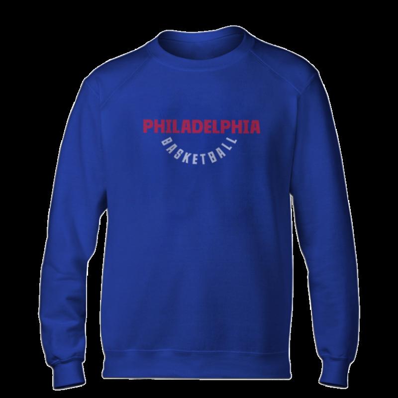 Philadelphia  Basic (BSC-BLC-276-NBA-PHI-WARM.UP)