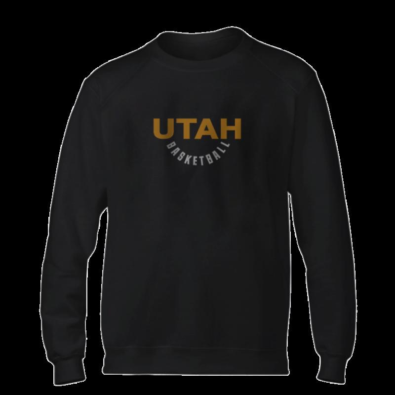 Utah Jazz Utah Basic (BSC-BLU-282-NBA-UTH-WARM.UP)