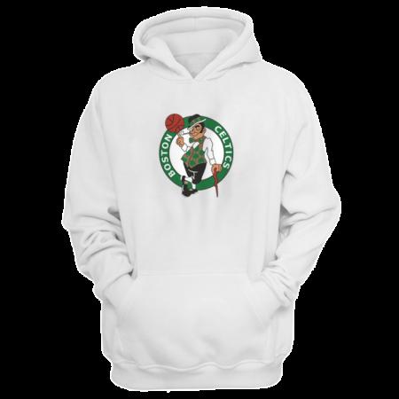 Boston Celtics Logo Hoodie (HD-GRN-28-NBA-BSTN-LOGO)