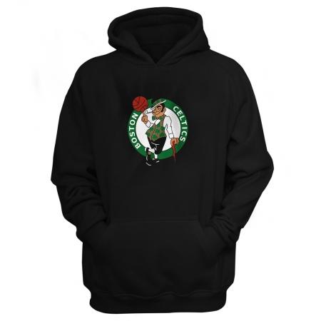 Boston Celtics Logo Hoodie (HD-GRN-NP-28-NBA-BSTN-LOGO)