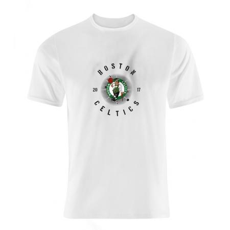 Boston Celtics Tshirt (TSH-GRY-29-NBA-BSTN-LOGO.2017)