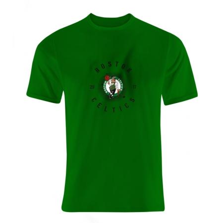 Boston Celtics Tshirt (TSH-GRY-NP-29-NBA-BSTN-LOGO.2017)