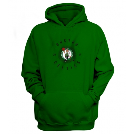 Boston Celtics Hoodie (HD-GRY-29-NBA-BSTN-LOGO.2017)