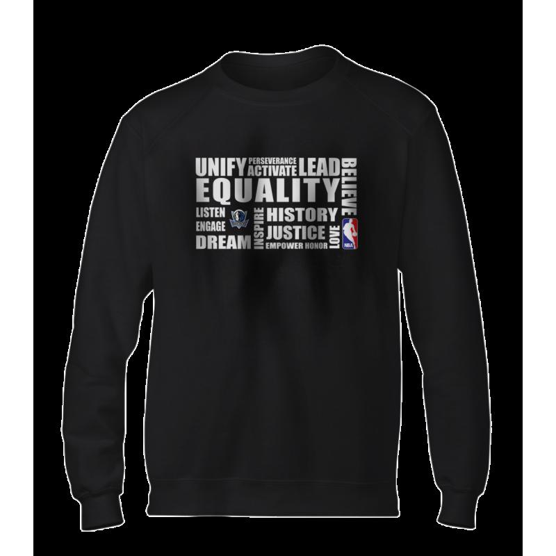 EQUALITY Dallas Mavericks  Basic (BSC-BLU-291-NBA-DAL.byz)