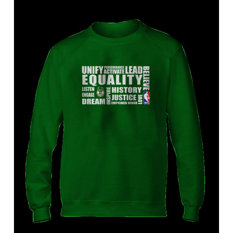 EQUALITY Minnesota Timberwolves Basic (BSC-BLC-291-NBA.MİN.BYZ)