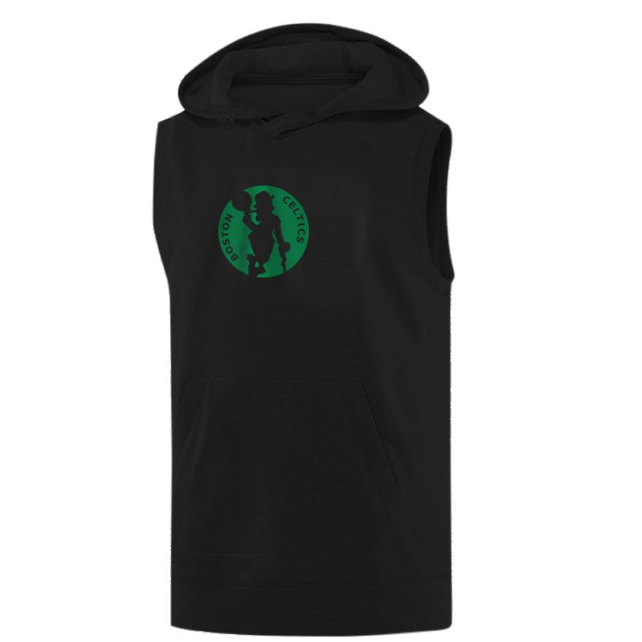 Boston Celtics Sleeveless (KLS-BLC-NP-35-NBA-BSTN-LOGO.2)