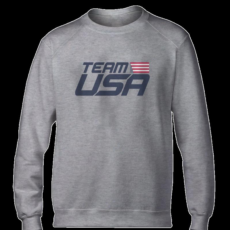 Olympic Team Team U.S.A  Basic (BSC-wht-312-NBA-TEAMUSA)