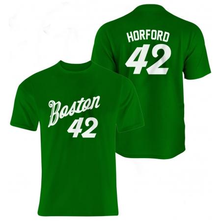 Boston Celtics Al Horford Tshirt (TSH-BLC-32-PLYR-BSTN-HORFORD.FRM)