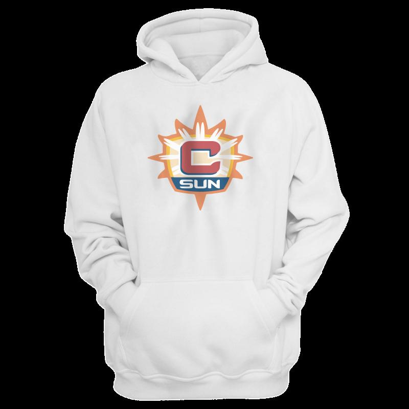 Connecticut Sun Hoodie (HD-BLC-328-WNBA-C.Sun)