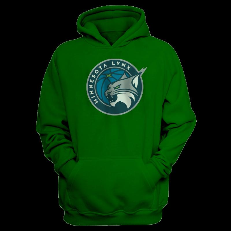 Minnesota Lynx Hoodie (HD-BLC-329-WNBA-M.Lynx)