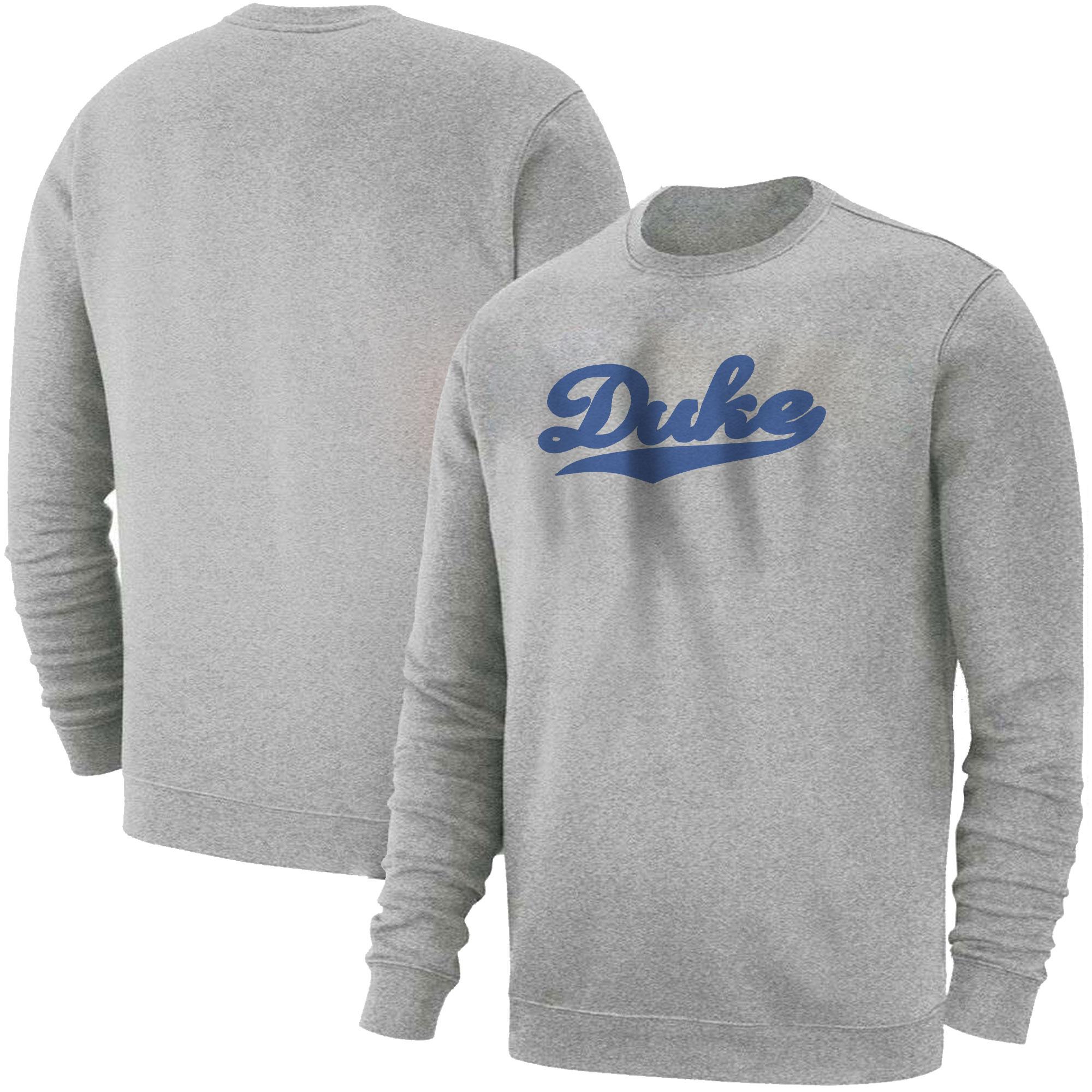 NCAA Duke Blue Devils Basic (BSC-WHT-349-APK-Duke)