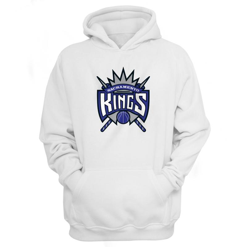 Sacramento Kings Logo Hoodie (HD-PRP-354-NBA-kings-logo)