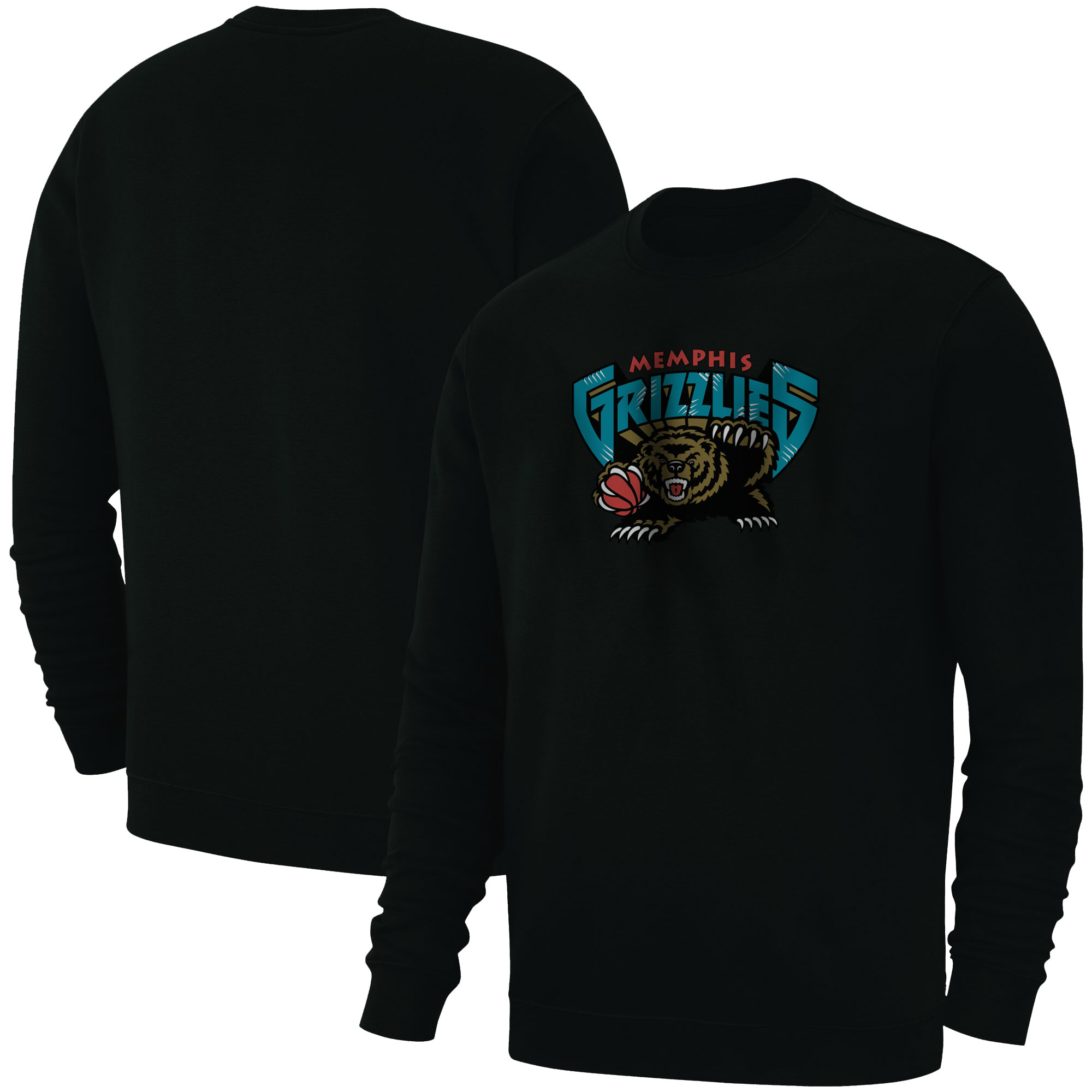 Memphis Grizzlies Basic (BSC-GRY-355-NBA-MEMPHİS)
