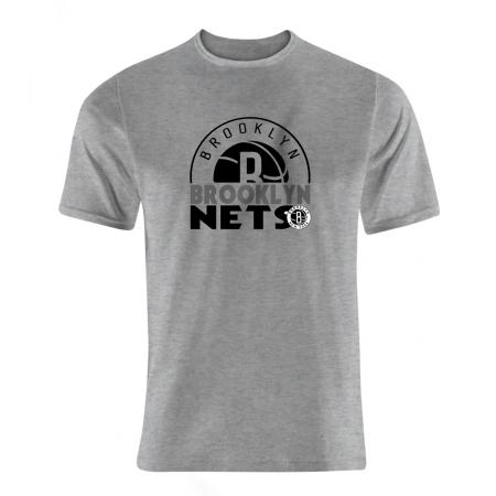 Brooklyn Nets Tshirt (TSH-WHT-357-NBA-Brklyn.Nets)