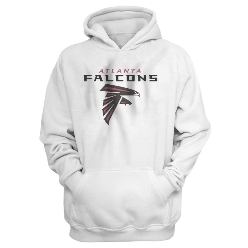 Atlanta Falcons  Hoodie (HD-GRY-NP-375-ATL.FALCONS)