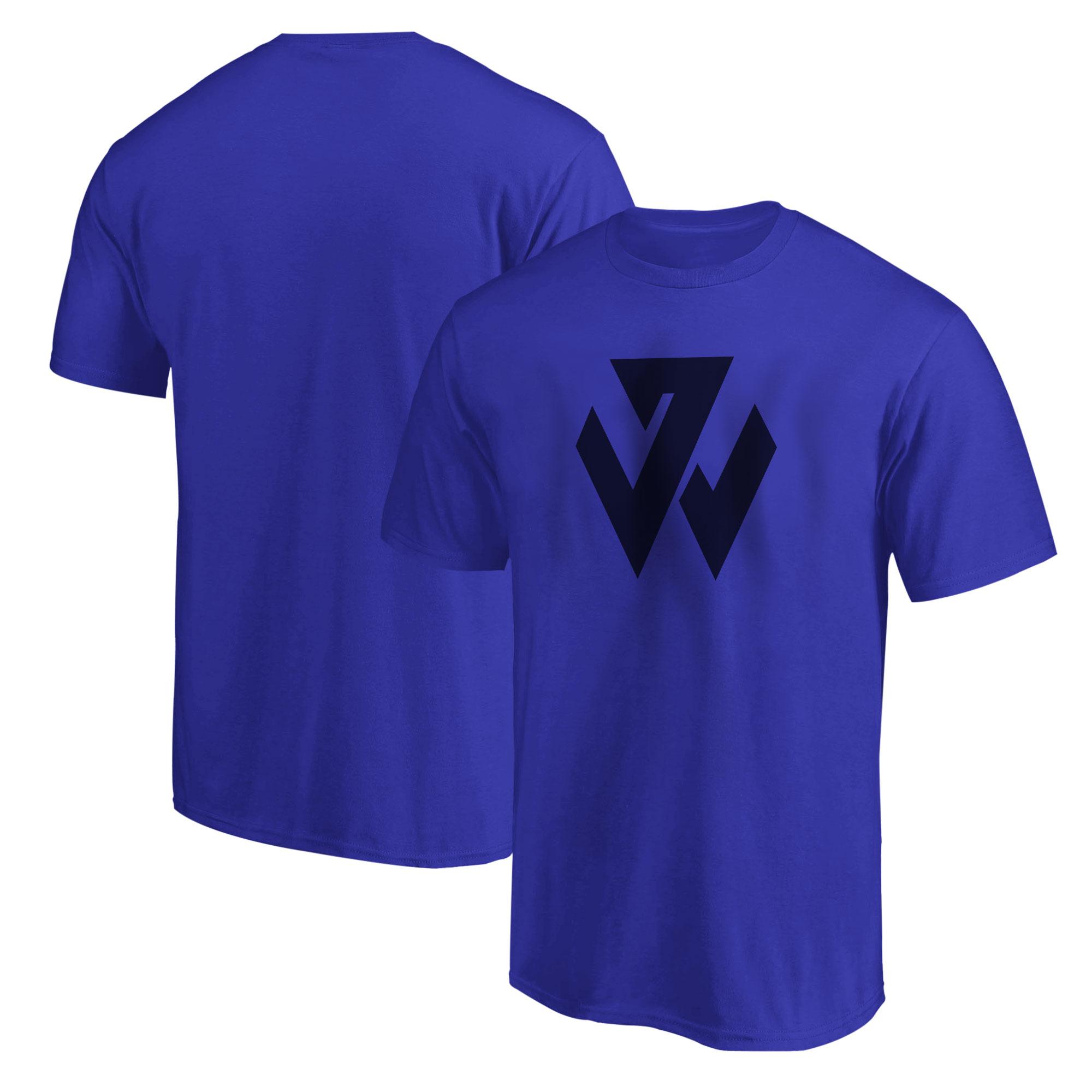 Washington Wizards John Wall Tshirt (TSH-RED-376-PLYR-WALL.LOGO)