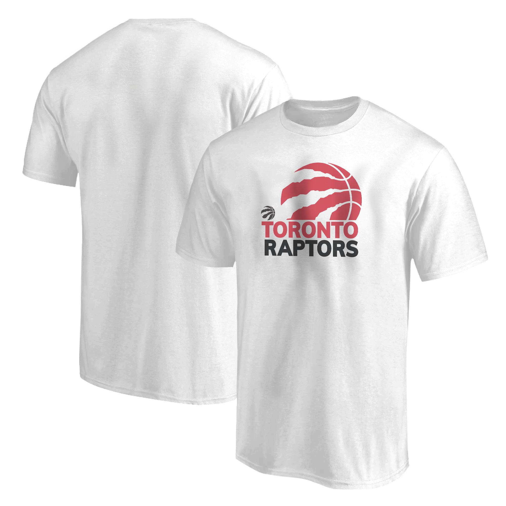 Toronto Raptors Tshirt (out-TSH-WHT-398-NBA-TORONTO.RAPTORS)
