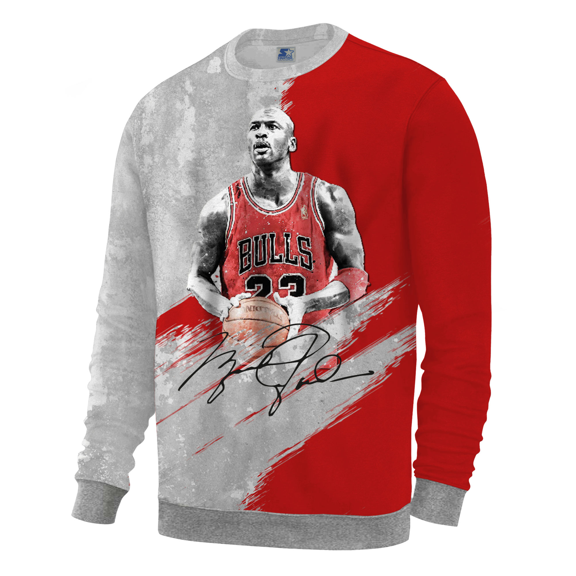 Michael Jordan 3D Basic (BSC-3D-1009)