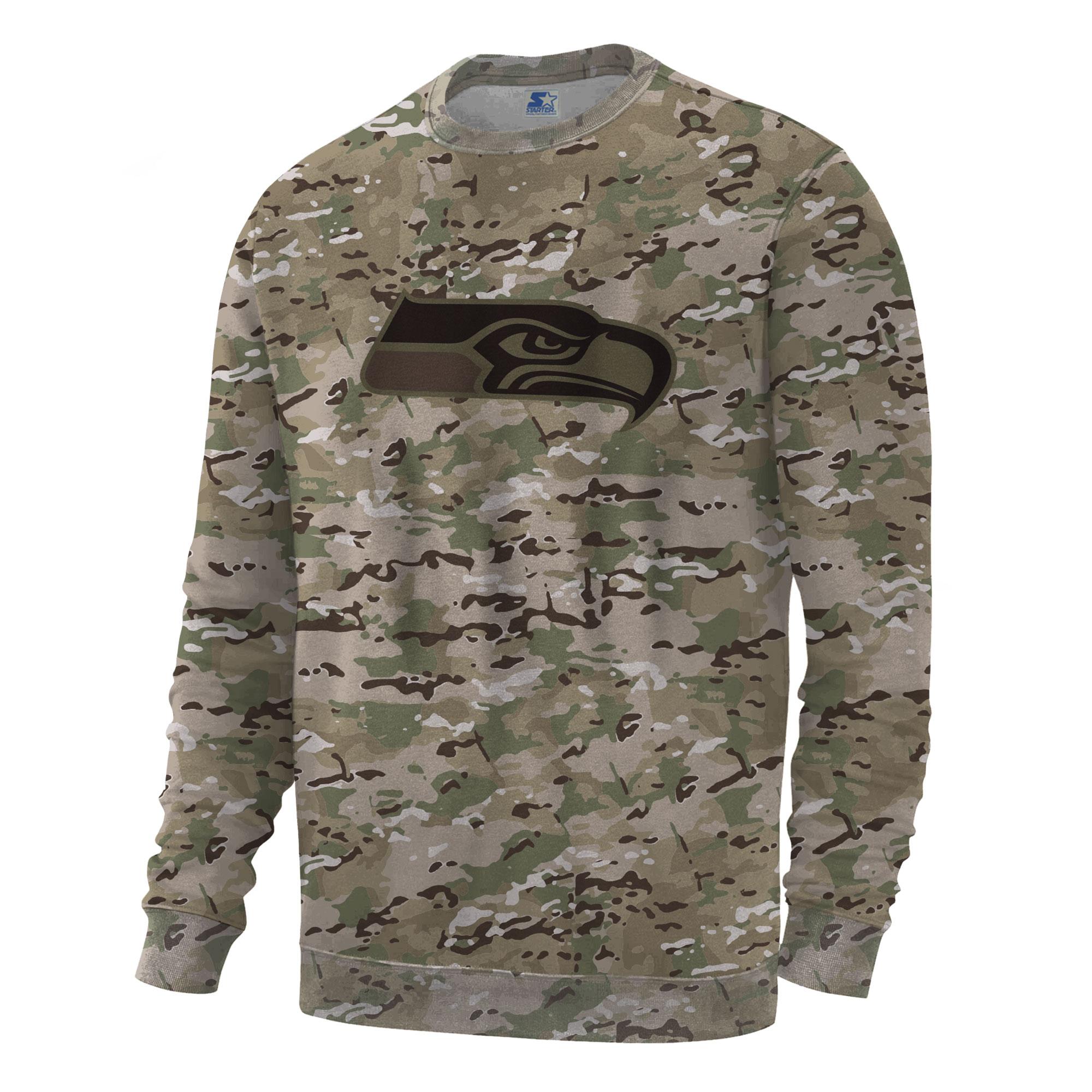 Seattle Seahawks 3D Basic (BSC-3D-1038)
