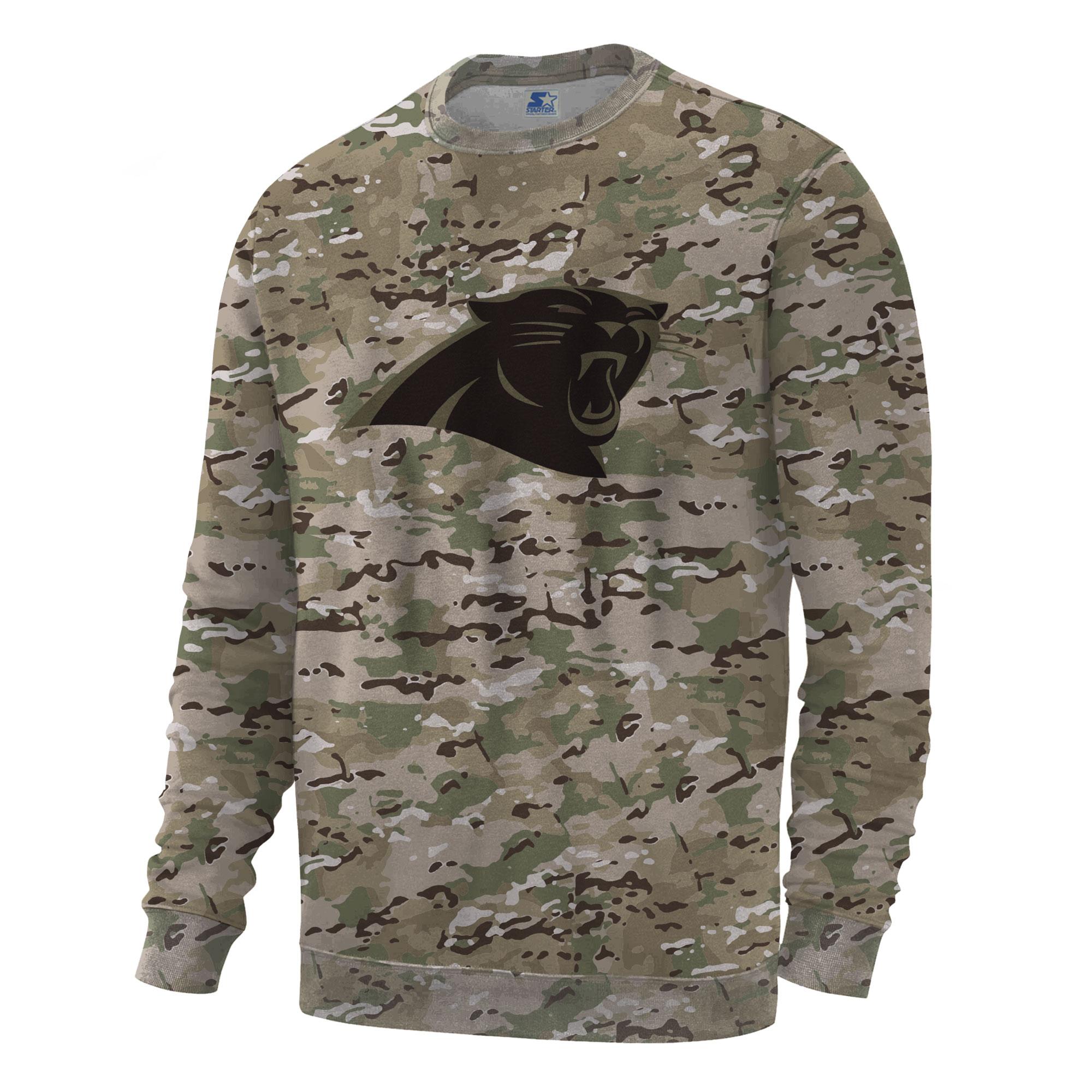 Carolina Panthers 3D Basic (BSC-3D-1039)