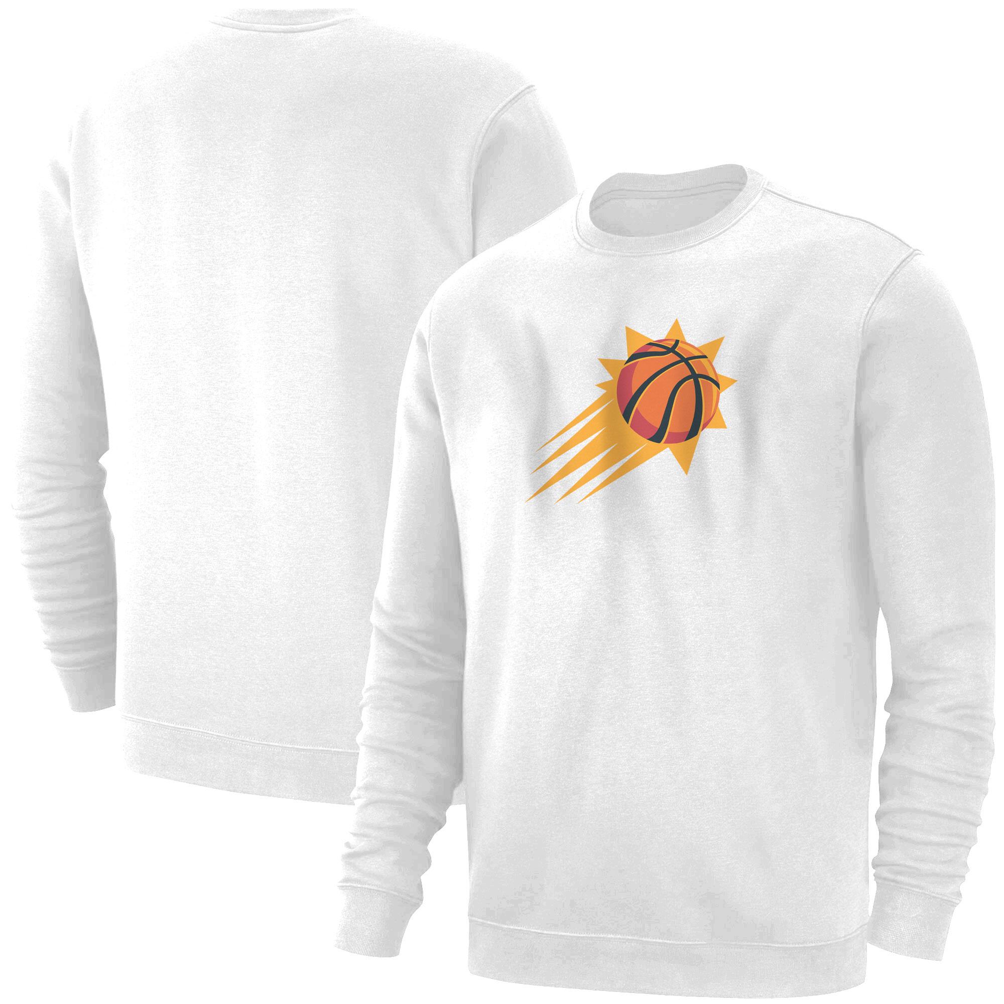 Phoenix Suns Basic (BSC-WHT-NP-406-NBA-PHO-SUNS-NEW)