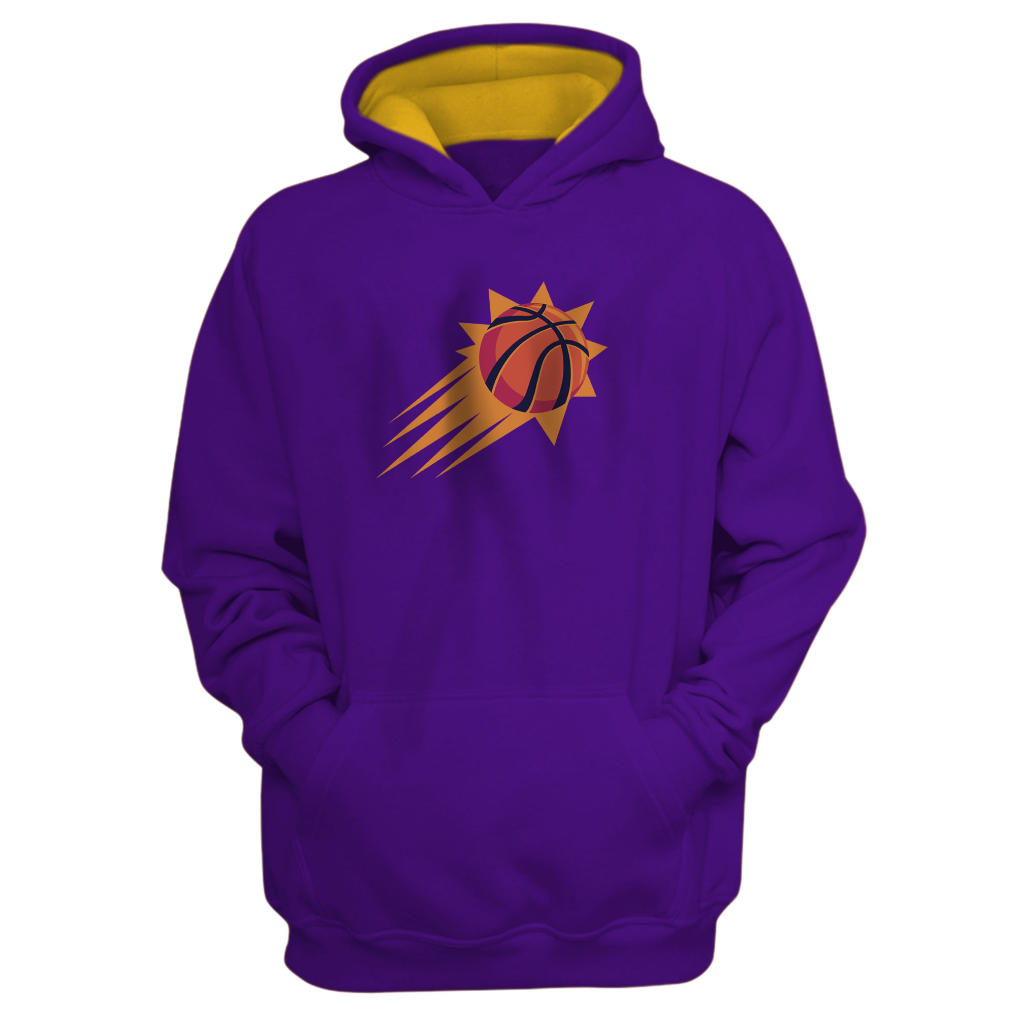Phoenix Suns Hoodie (HD-PRP-NP-406-NBA-PHO-SUNS.NEW)