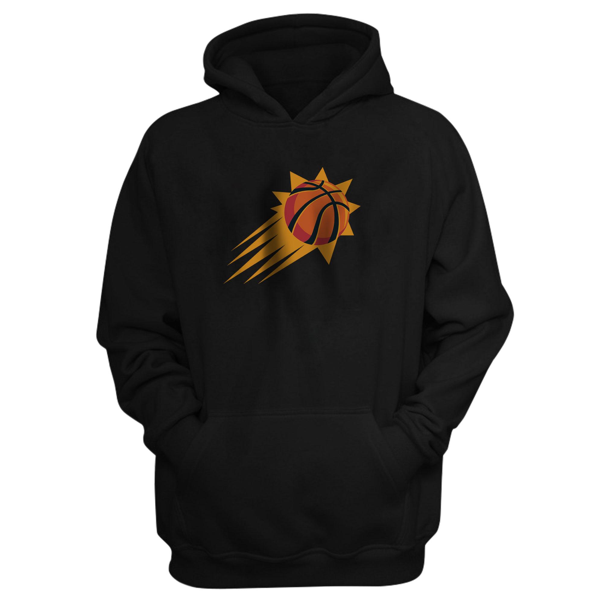 Phoenix Suns Hoodie (HD-BLC-NP-406-NBA-PHO-SUNS.NEW)
