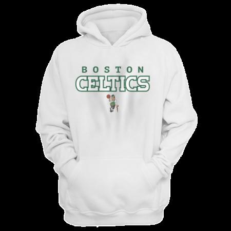 Boston Celtics Hoodie (HD-GRY-41-NBA-BSTN-CELTICS.TYPE)