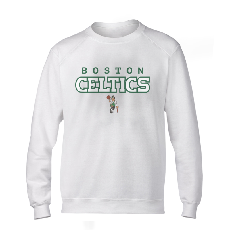 Boston Celtics Basic (BSC-GRY-41-NBA-BSTN-CELTICS.TYPE)