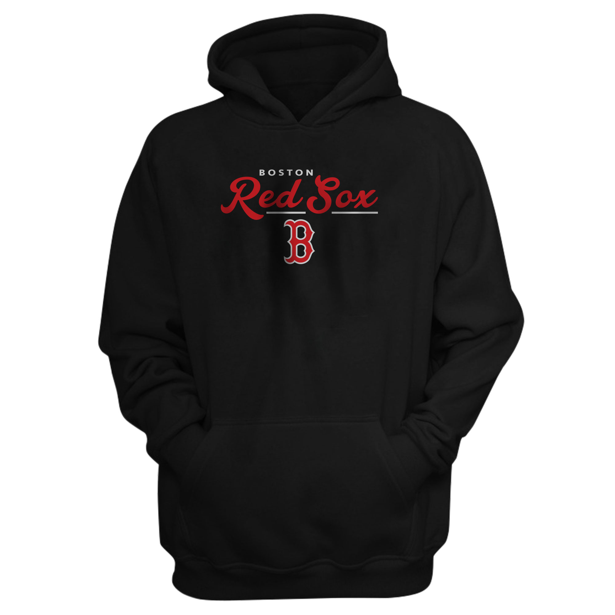 MLB Red Sox Hoodie (HD-BLU-410-RED-SOX)