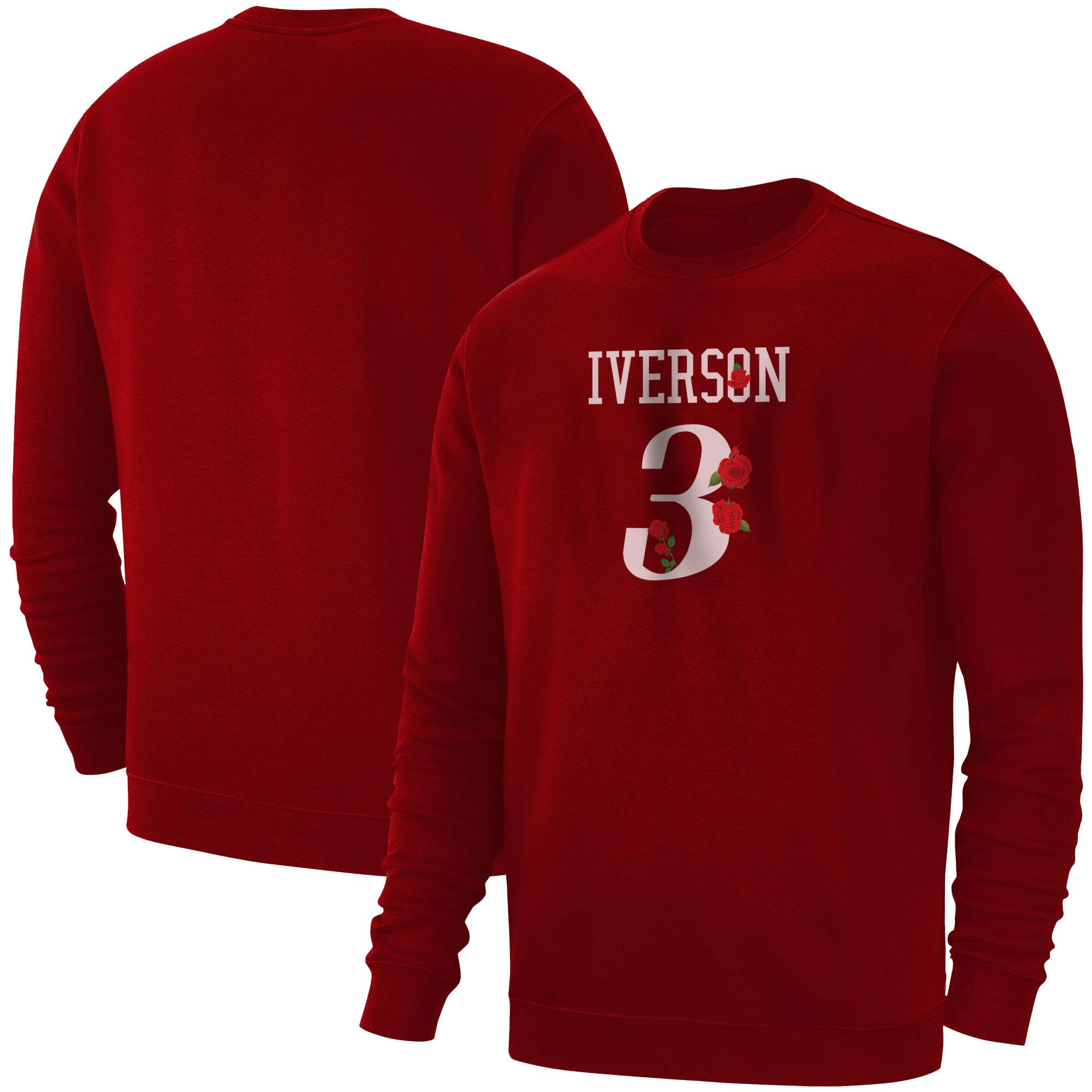 Allen Iverson Basic (BSC-BLC-411-ALLEN-IVERSON)