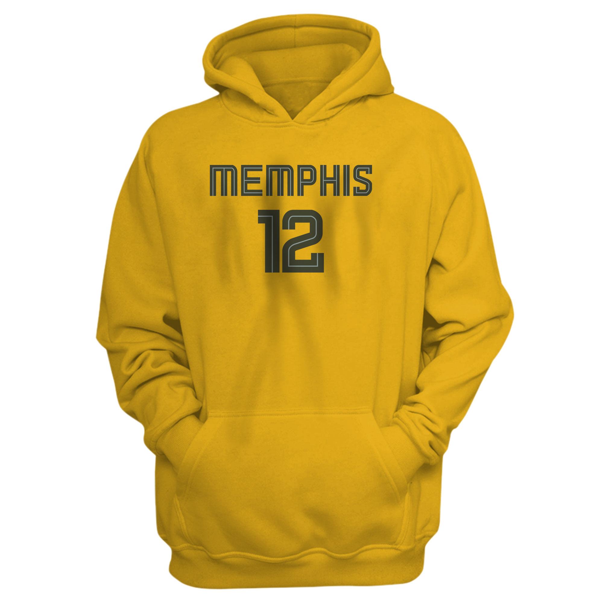 Memphis Grizzlies Ja Morant Hoodie (HD-WHT-414-JA-MORANT)