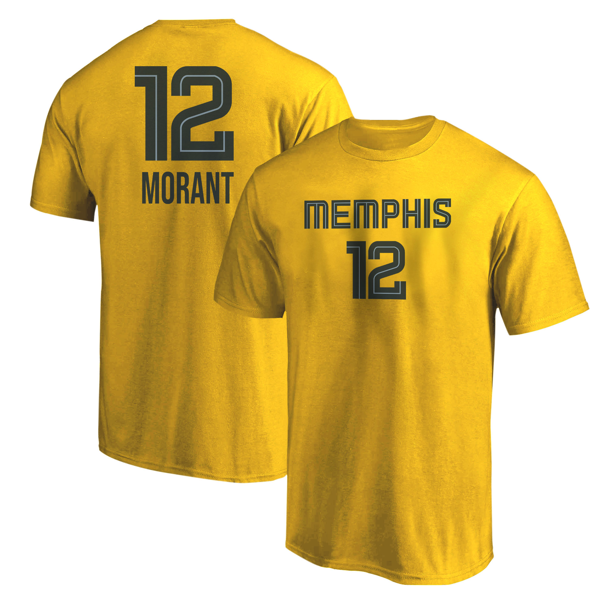 Ja Morant Tshirt (TSH-WHT-414-JA-MORANT)