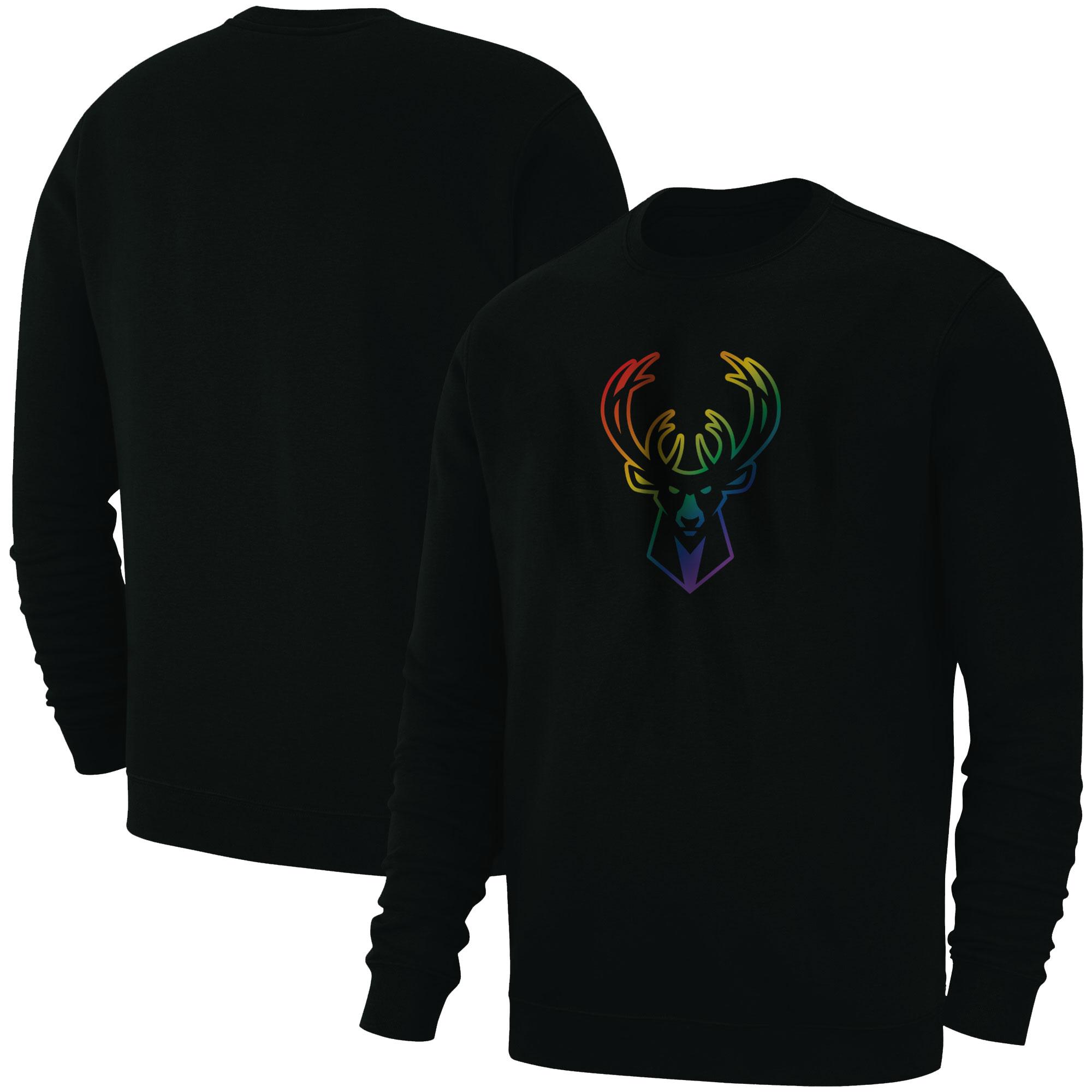 Milwaukee Rainbow Basic (BSC-BLC-NP-427-NBA-MIL-RAİNBOW)