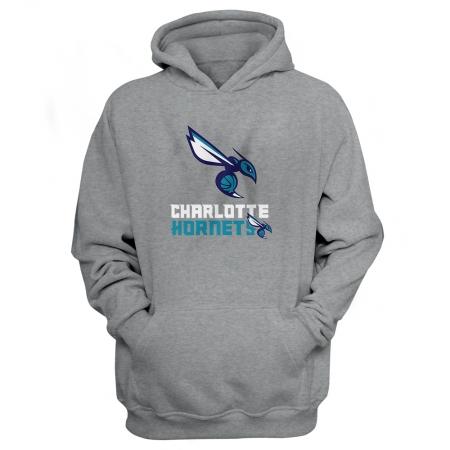 Charlotte Hornets Hoodie (HD-BLU-44-NBA-CHRL-HRNT)