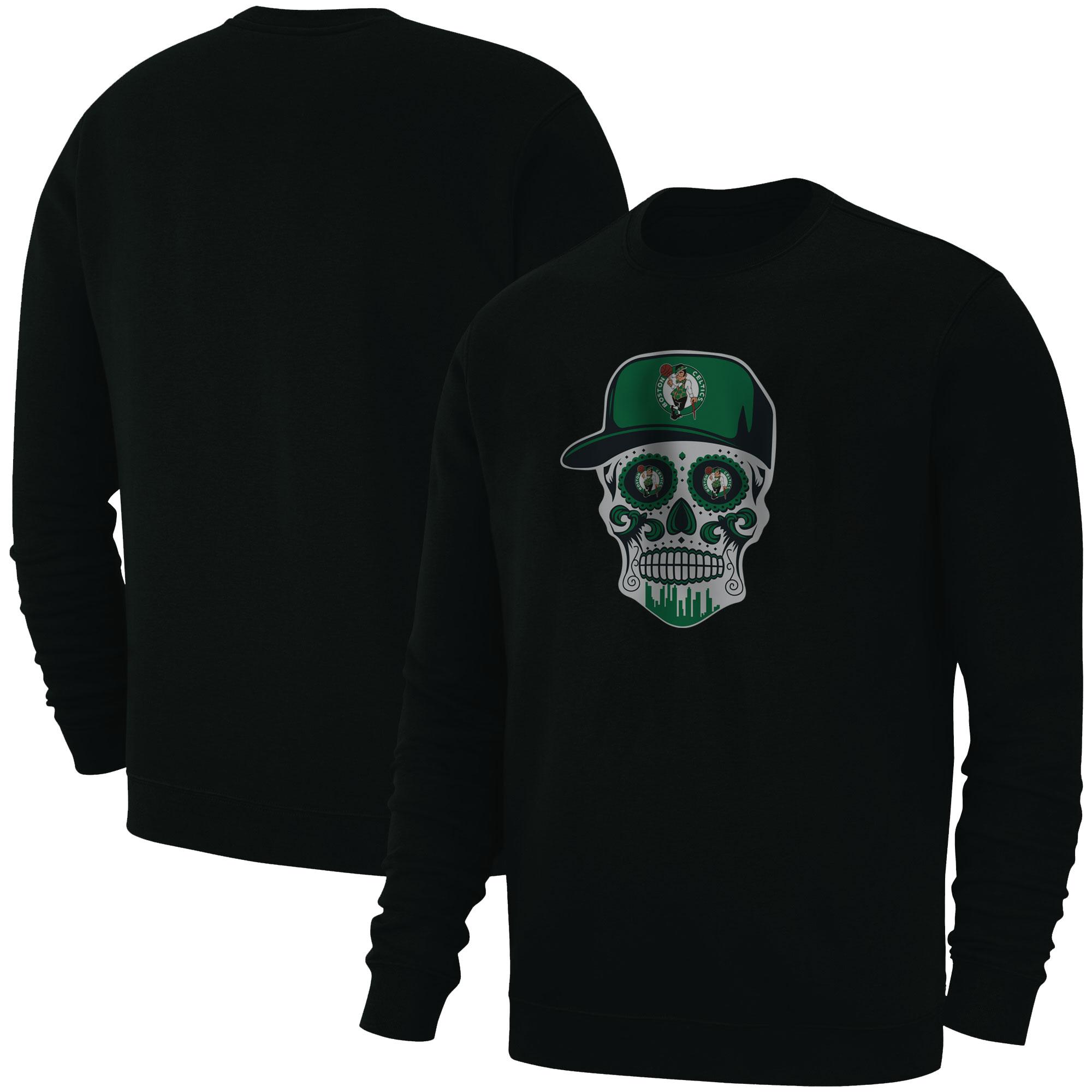 Celtics Skull  Basic (BSC-BLC-NP-448-NBA-BSTN-SKULL)