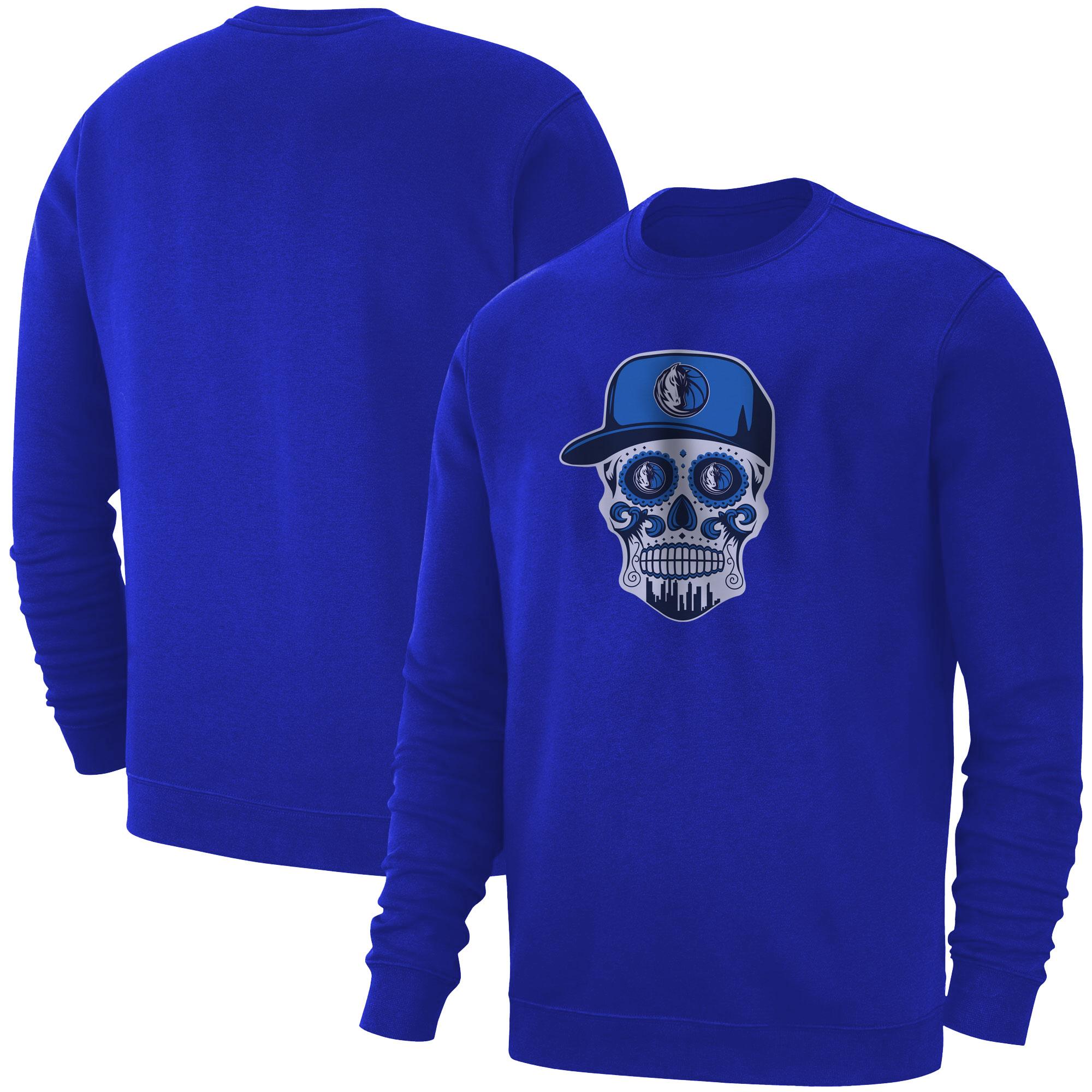 Dallas Skull Basic (BSC-BLU-NP-451-NBA-DLS-SKULL)