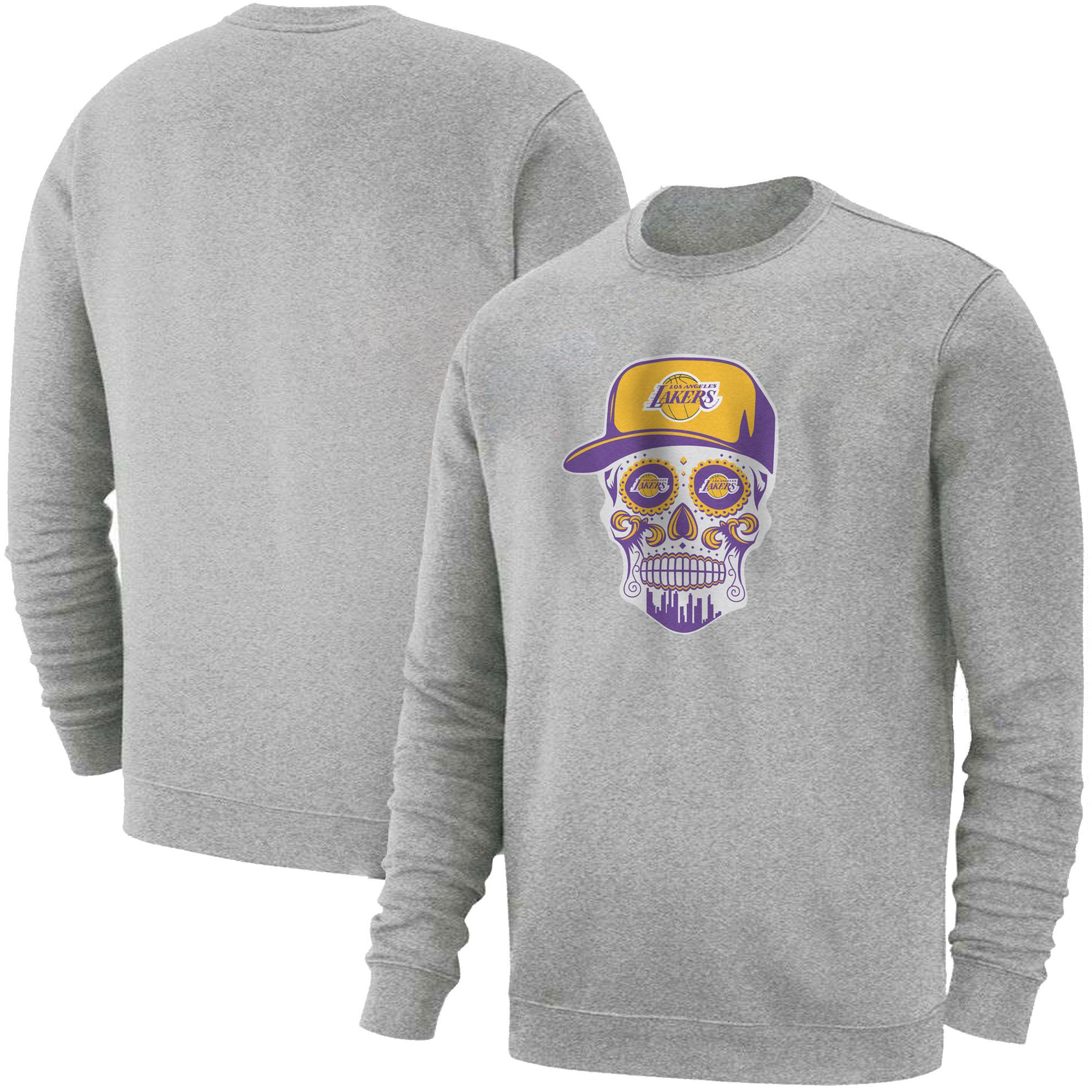 Lakers Skull Basic (BSC-PRP-NP-454-NBA-LKRS-SKULL)