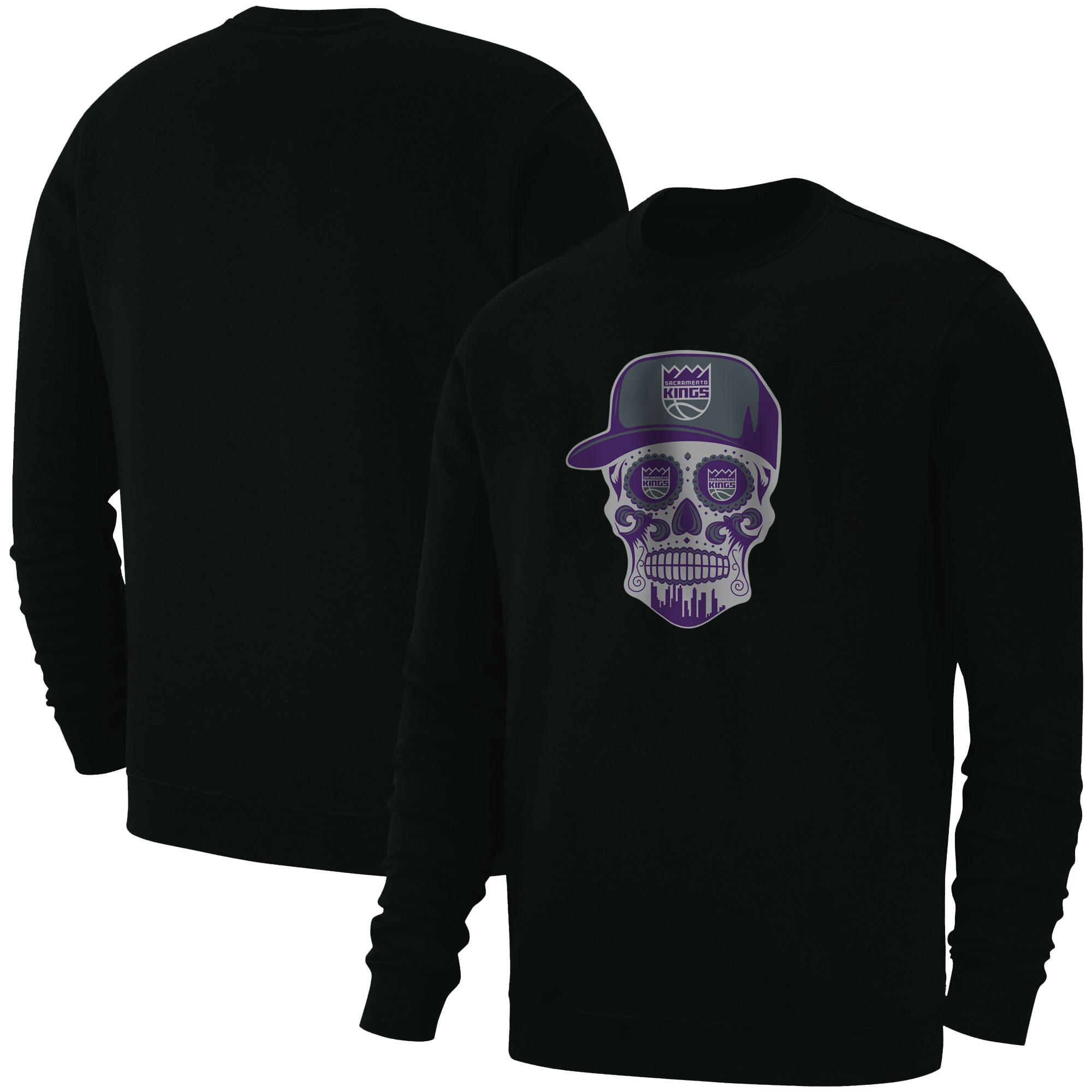 Sacramento Kings Sacramento Skull Basic (BSC-BLC-463-SACRAMENTO-SKULL)