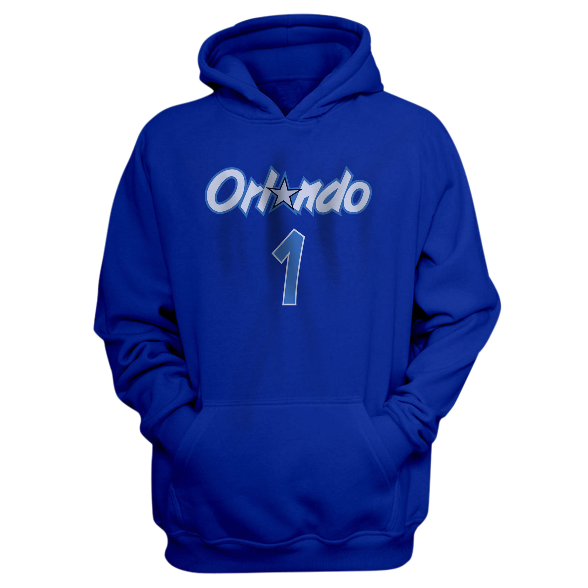 Tracy McGrady Hoodie (HD-BLU-465-MCGRADY)