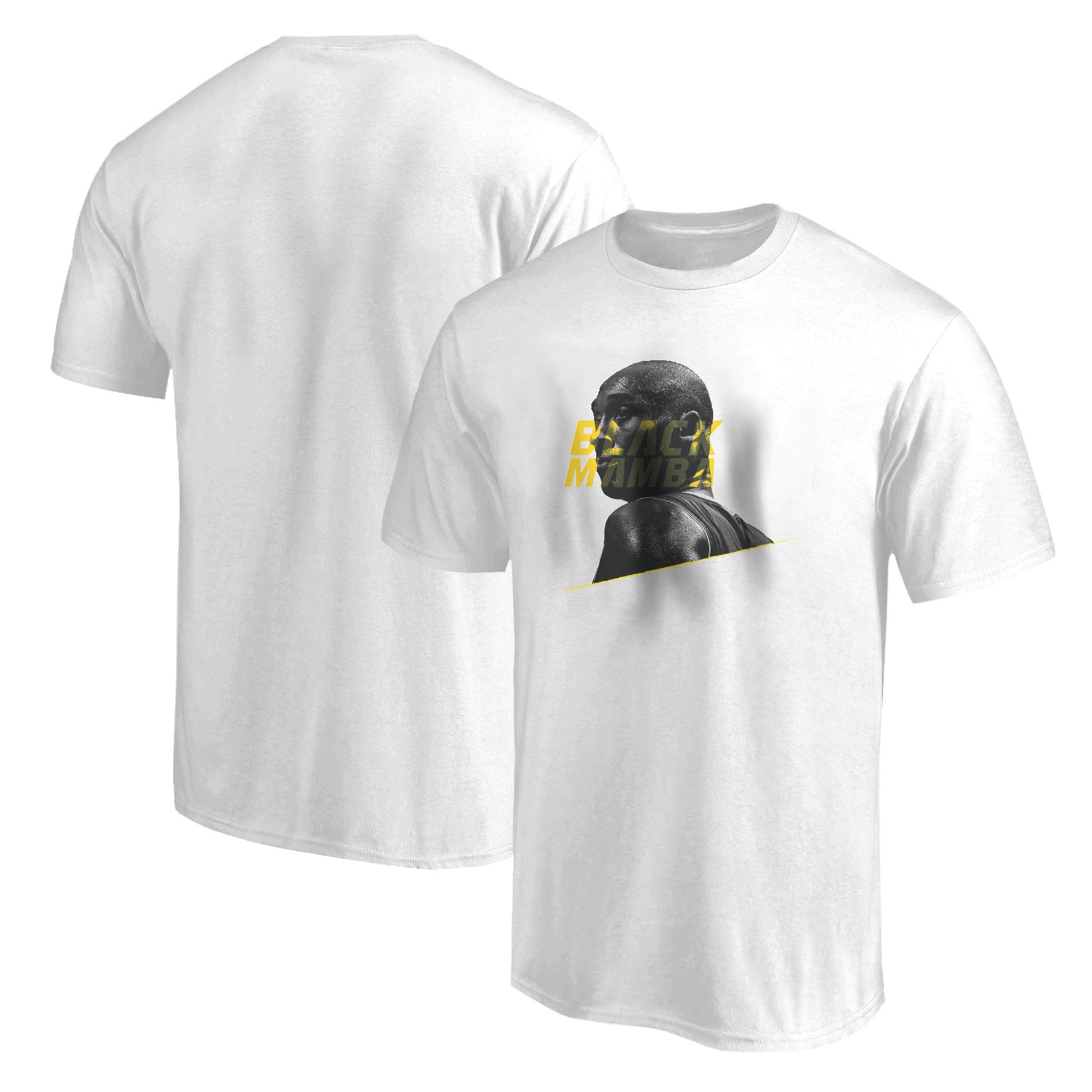 Kobe Bryant Tshirt (TSH-PRP-PLYR-477-BLACK.MAMBA)