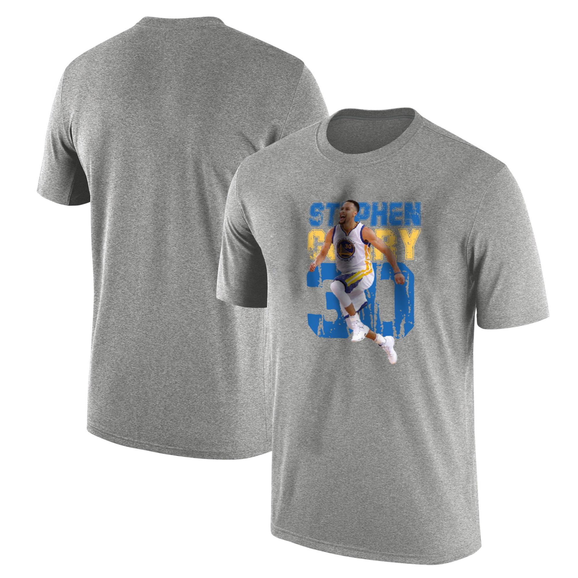 Stephen Curry Tshirt (TSH-GRY-478-PLYR-GSW-CURRY)